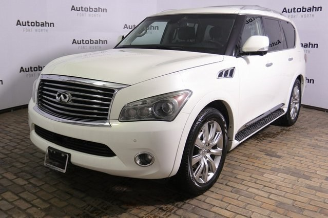 Pre-Owned 2011 INFINITI QX56 Deluxe Touring Technology
