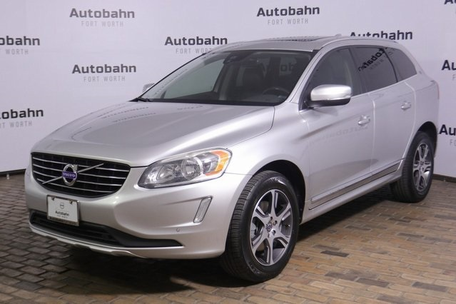 Pre-Owned 2015 Volvo XC60 T6 AWD
