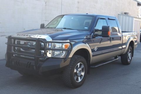 Pre-Owned 2013 Ford F-250SD Lariat Ultimate