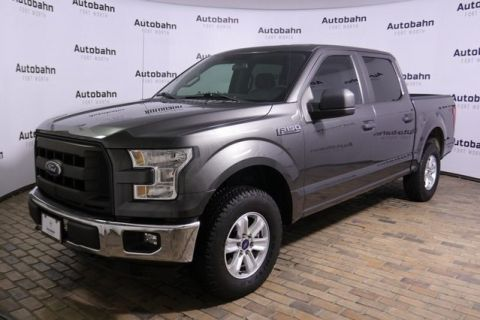 Pre-Owned 2015 Ford F-150 XL 4x4